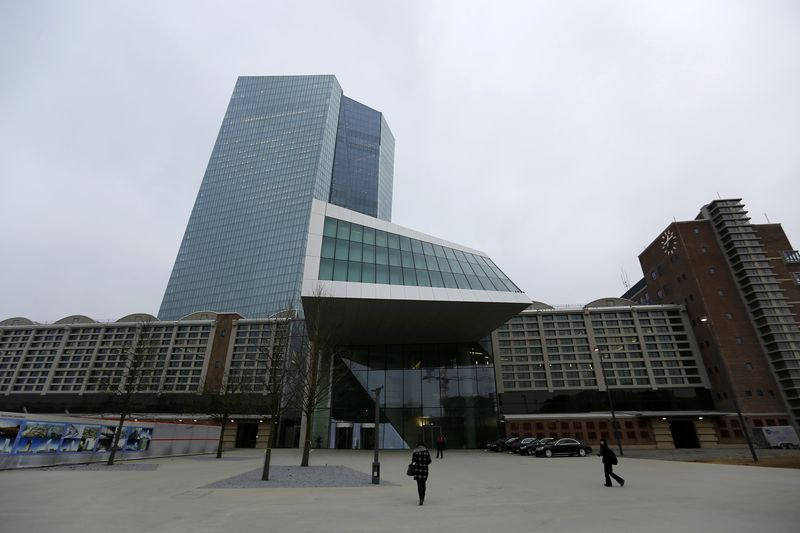 ECB Cushions Hammer Blow from PMIs