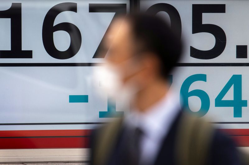 Asian stocks stumble on fears of second coronavirus wave, oil up