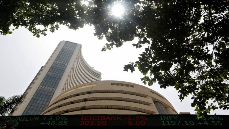 Sensex, Nifty inch higher as pharma, financial stocks surge