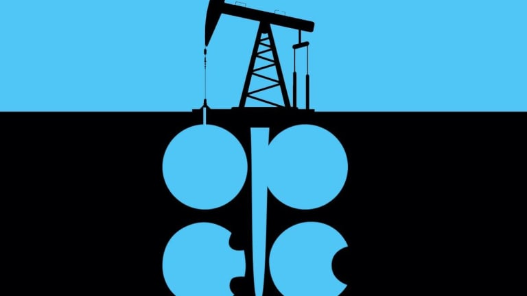 Oil Down as Uncertainty Over OPEC Production Cuts Grows