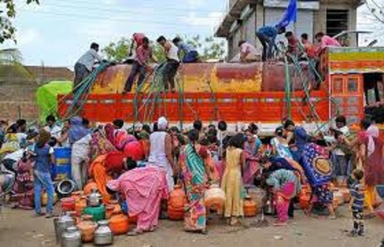 30 Indian cities likely to face acute water risks by 2050: WWF